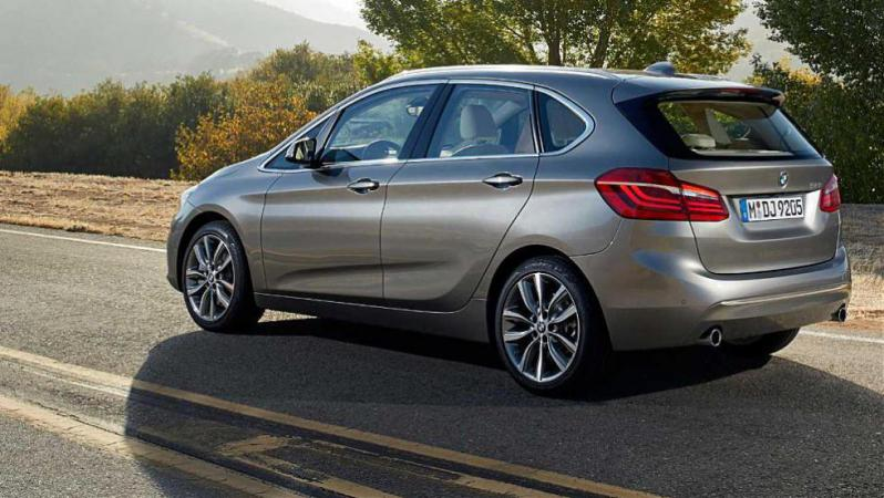 BMW Serie 2 Active Tourer
