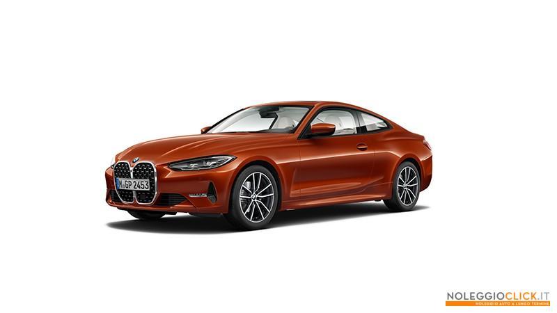 BMW Serie 4 Coupè