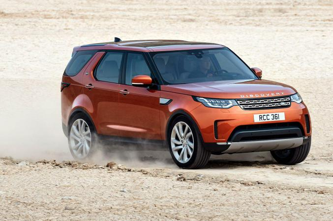 Land Rover Range Rover Discovery
