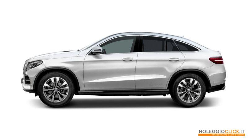 Mercedes-Benz Gle Coupè